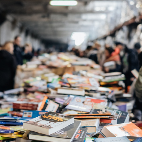 Around the Web: Frankfurt Book Fair, Picture Books, Writing Routines, and Top Books of the Year