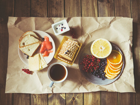 Health Goth: Snacking