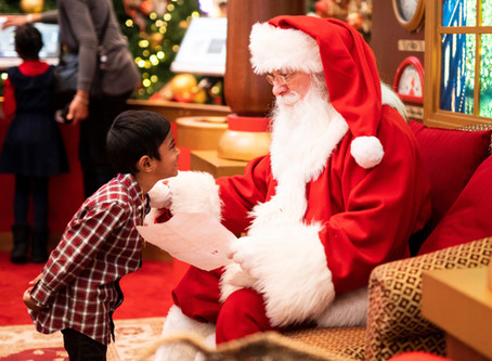 Where to See Santa in Tallahassee