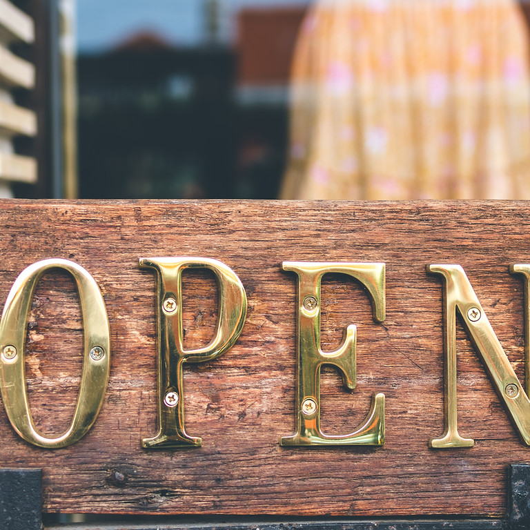 What Are You Open To Receive?
