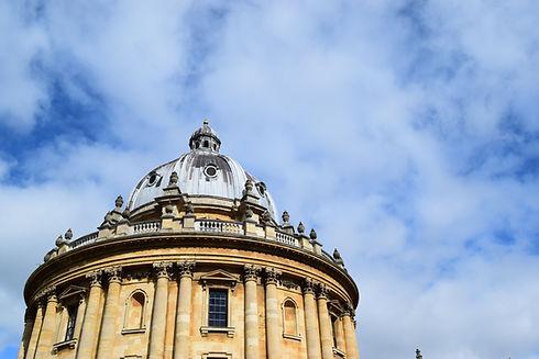 Scarlett Mansfield Oxford University Graduate