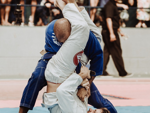 BJJ Report: When should I break my training partners arm?