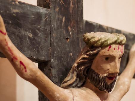 La crucifixion de Jean-Luc Mélenchon