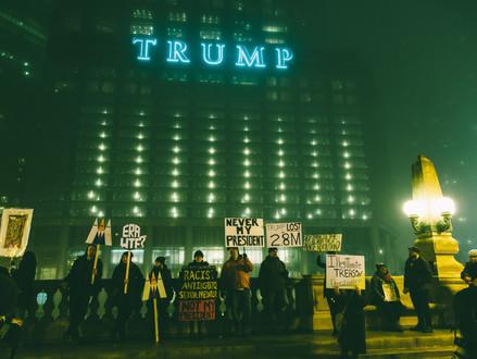 Amerika po volbách: co se stalo a co se nestalo