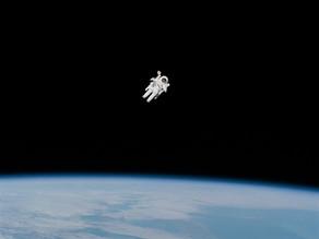 John Herrington: Space Walk Onboard the International Space Station
