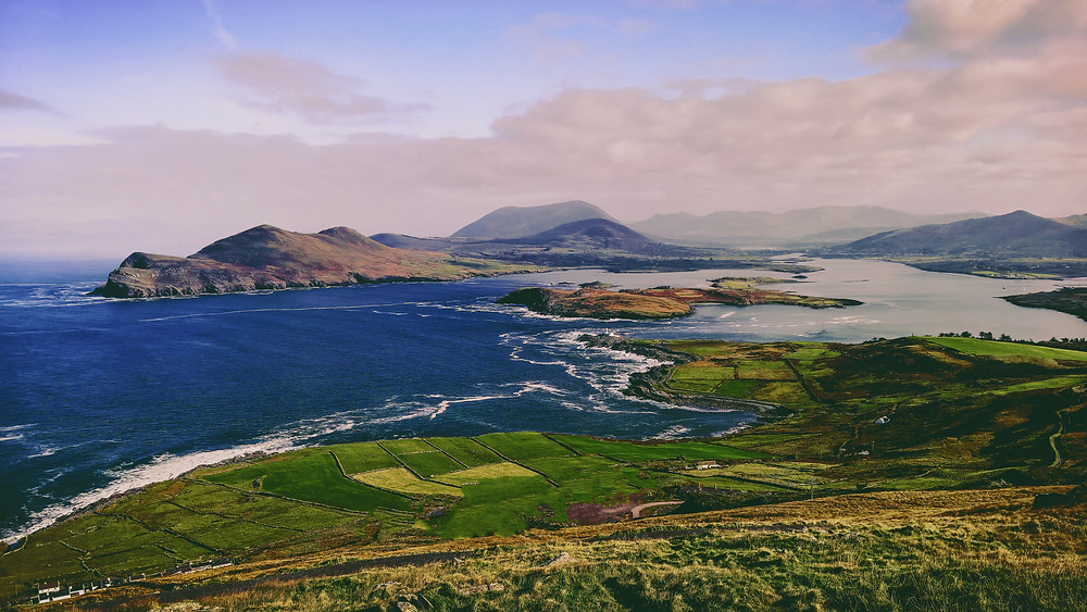 Hiking the Kerry Way in Ireland for a staycation