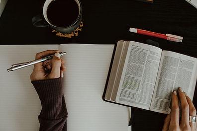 Obtain Biblical Counsel