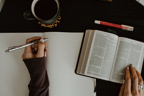 THE DEACON FAMILY MINISTRY PLAN – 7 Weeks