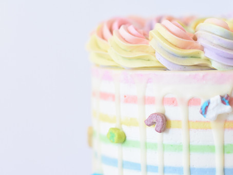 Sweet Lilu's Cake Guide: Part III - Candy Shop Collection