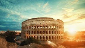 Uma experiência em Roma