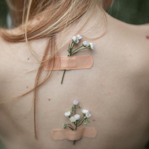 Summer Tenderness by Taisiia Stupak
