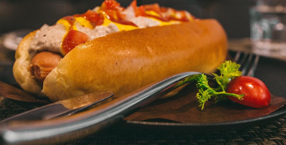 Brioche Hot Dog Buns - 6 pack by Bread