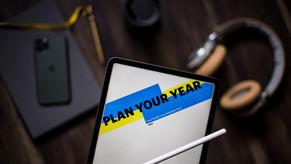 Ma résolution pour 2020: tenir mes résolutions!