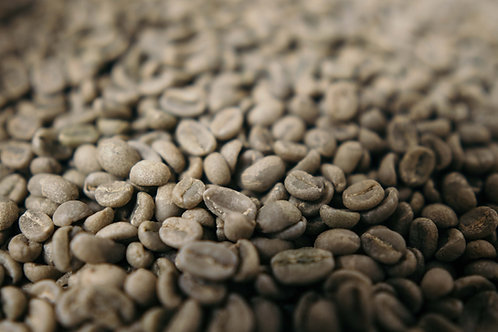 100%  Kenyan Arabica Green Coffee Beans Sample