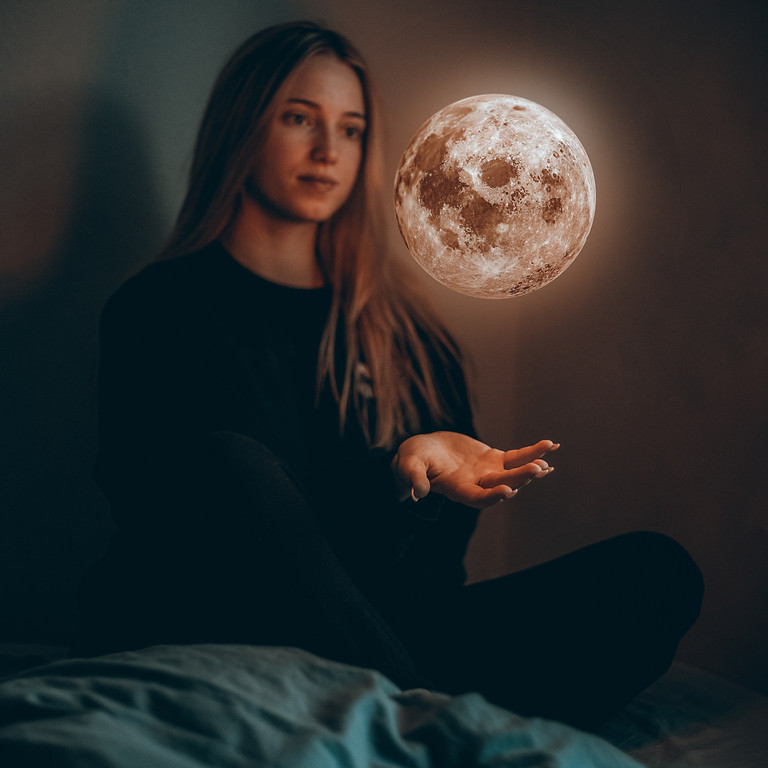 The Harvest Moon Goddess Gathering-IN PERSON