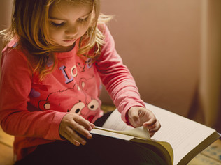 Nine ways nurturing a love of reading can benefit your child