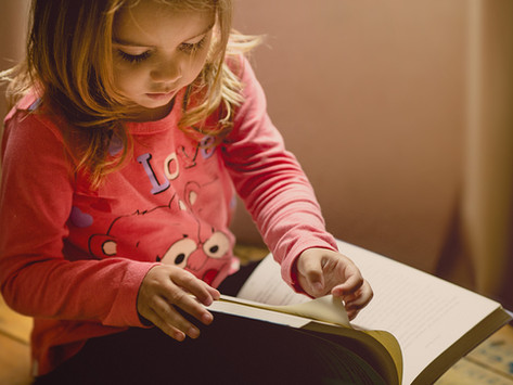 Nine ways nurturing a love of reading can benefit your child