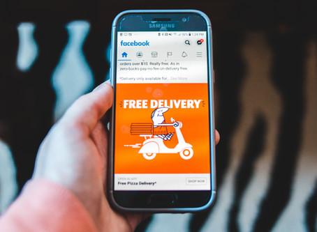 Novas formas de comprar e pedir comida, o consumidor aprova!