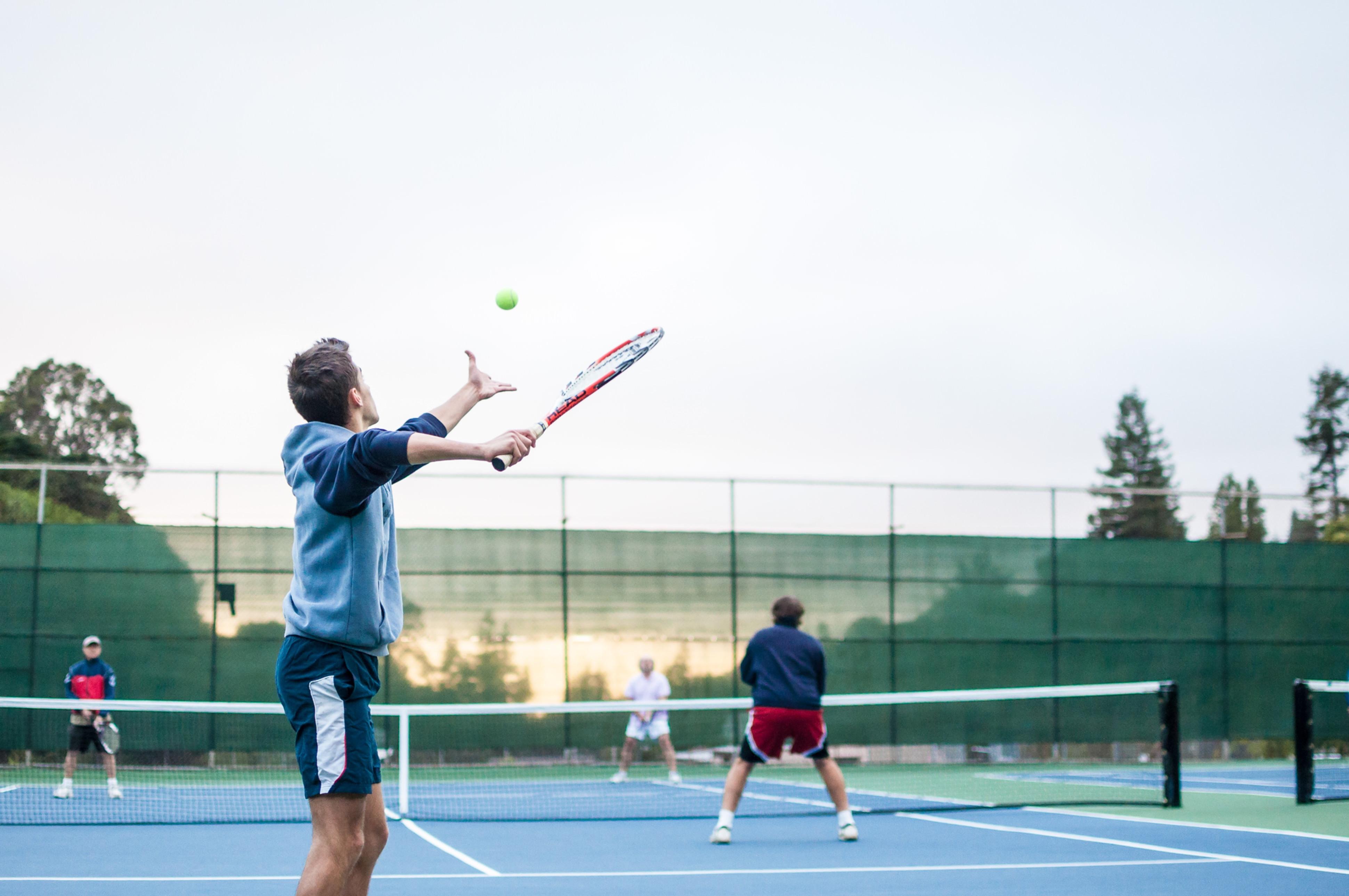 Tennis Lesson - 1/2 Hour