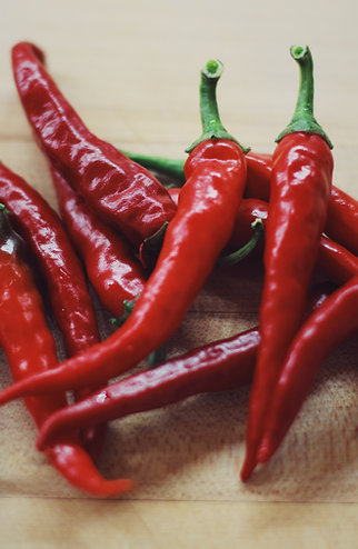 Hot Pepper Cayenne