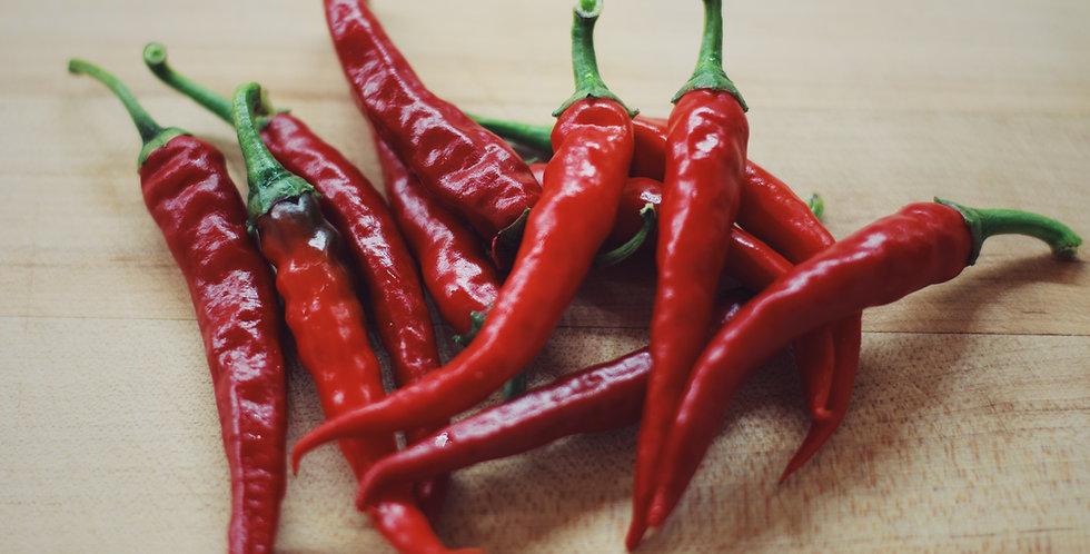 Hot Pepper- Cayenne