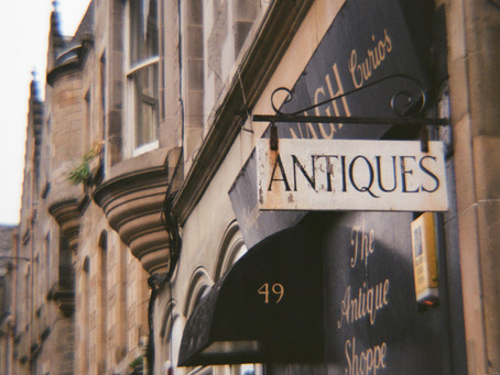 Let's Take A Road Trip Around Some of Wales' Antique Shops