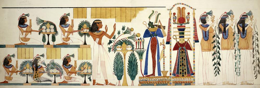 Rachel Photon : Evidence of Hallucinogens In Ancient History