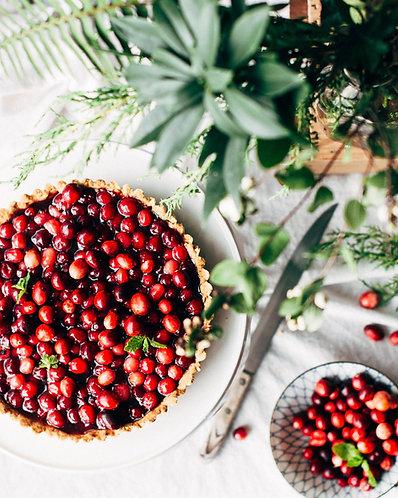 Health(ier) Holiday Desserts