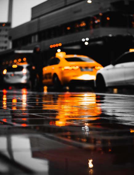 taxi dygnet runt