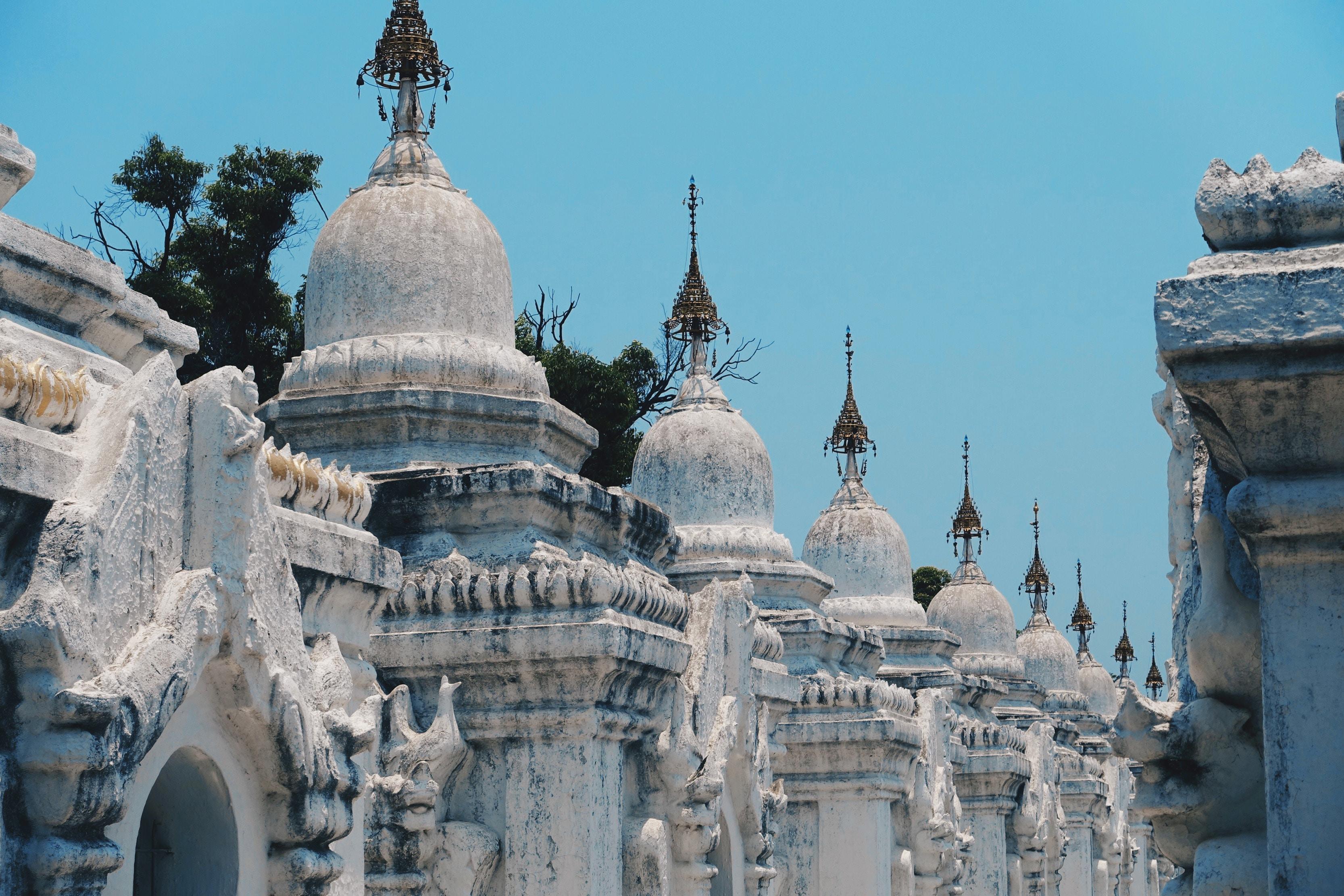 Amarapura,Mingun,Sagaing,Innwa Mandalay