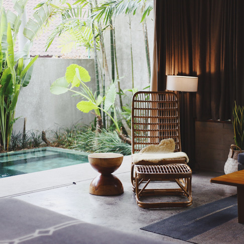 The Effects Of Holistic Spaces + Sustainability On Mental Health by Laurence Carr, Interior Design