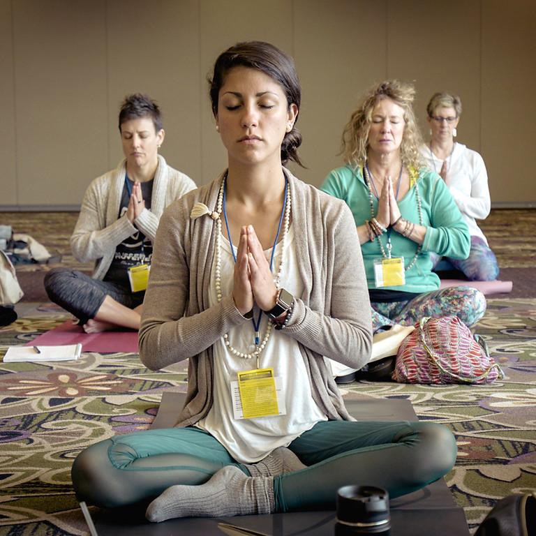 Traditional Yoga Workshop w/Margarida Tree