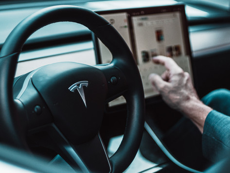 Pandemic? lock-down? Nah...2020 drove home blockbuster growth for Tech segment!!