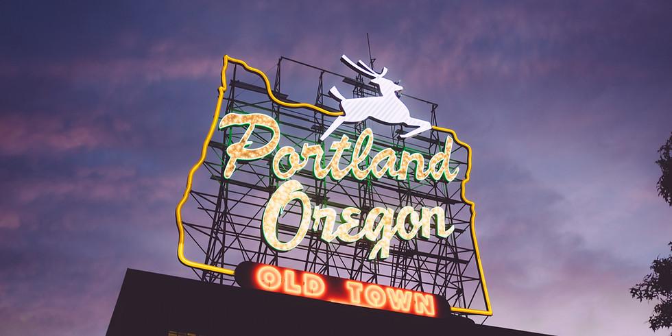 RE Weekend : Portland Edition
