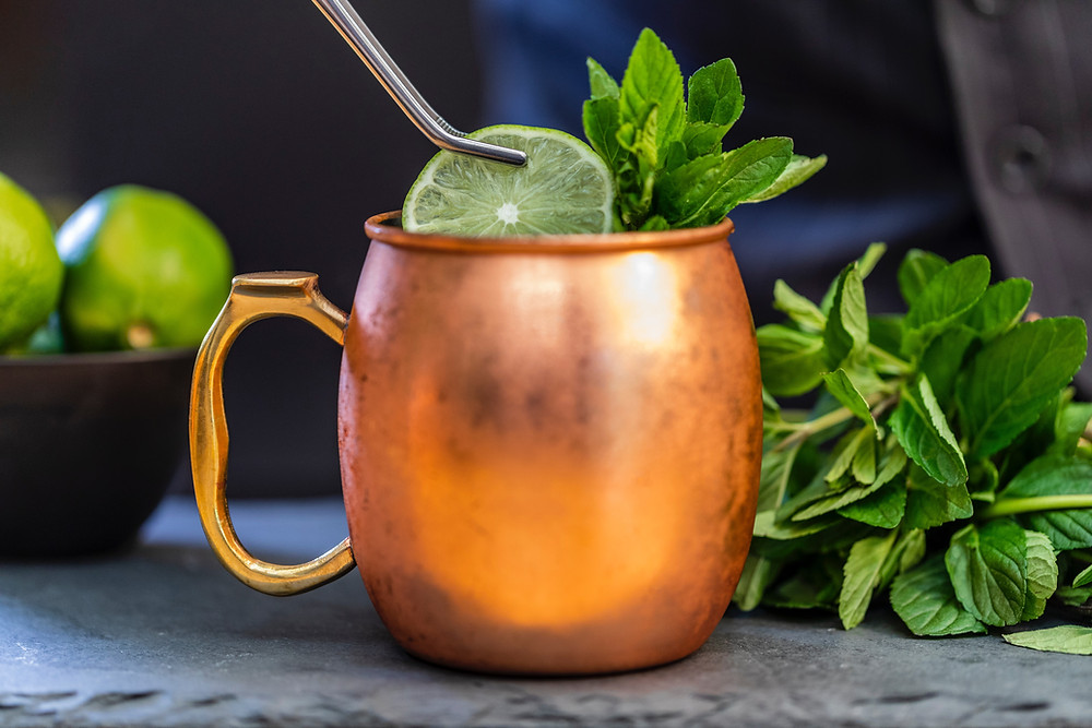 Moscow Mule, Moscow Mule cocktail, how to make a moscow mule