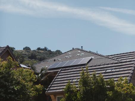 Solar farms in Africa