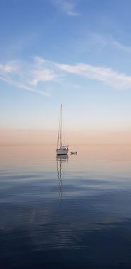Voile bateau