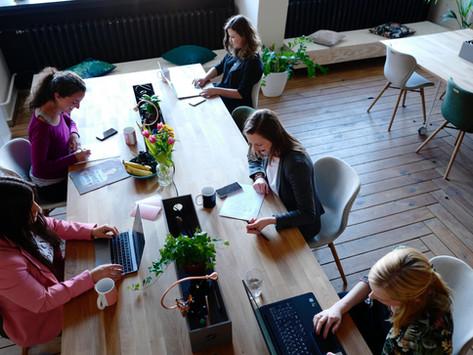 Los beneficios de tejer vínculos, participar en grupos y hacer comunidad