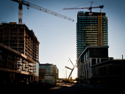 2020 Manchester City Crane Survey