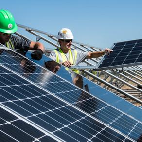 Kein Wohnhaus mehr ohne Solaranlage