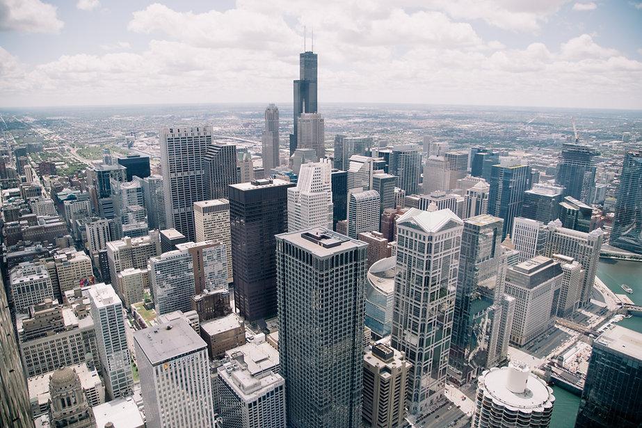 Chicago City Scene