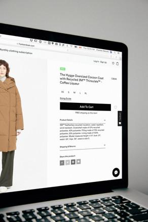 Diminuindo a fricção na experiência de compra digital