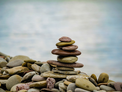 Staying Balanced & Healthy in Difficult Times
