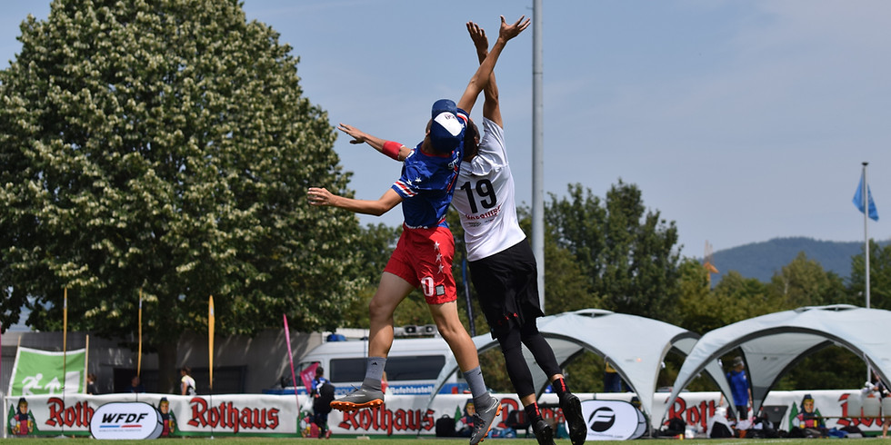 Learn to Play Ultimate Frisbee with Altitude Youth Ultimate