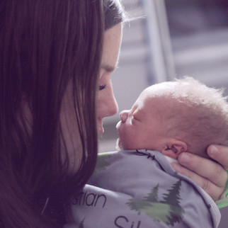 We screen all new mothers for post partum depression.  We care about our families.