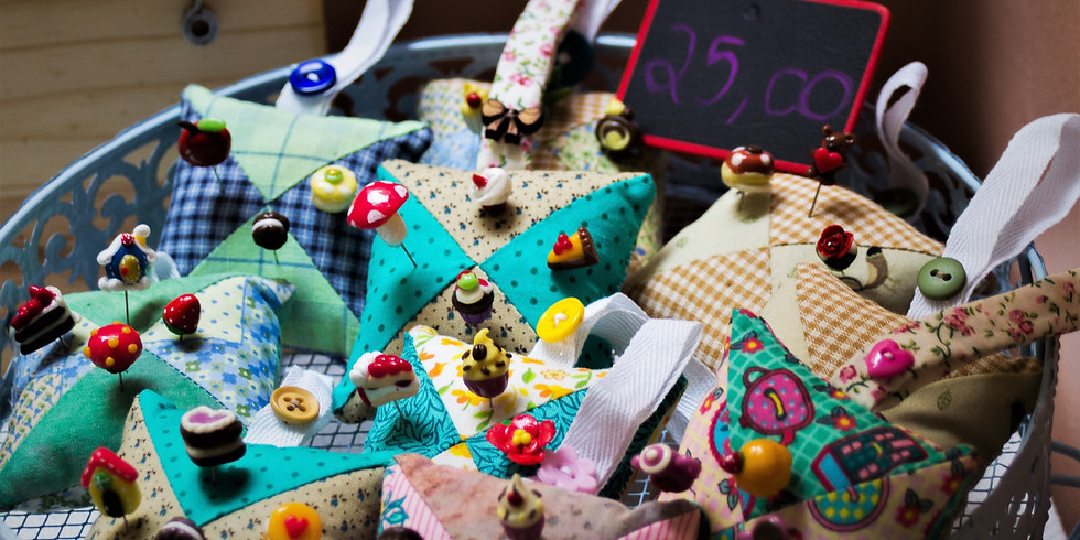 Holiday Craft Fair - Vendor Applications available