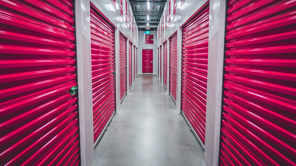 Mail Storage