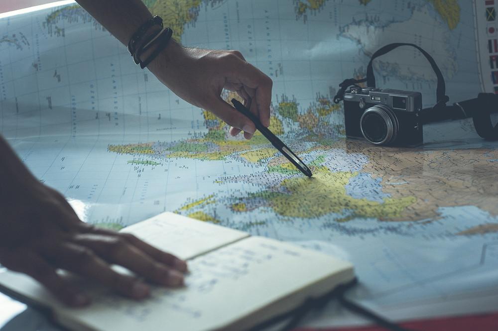 Planeje a viagem com o seguro viagem