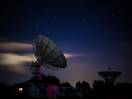 Detectada una señal emitida desde la estrella que se acerca a El Borrao
