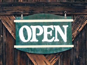 Doors Open!